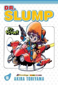 PRÉ-VENDA DR. SLUMP VOL. 10