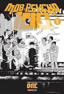 PRÉ-VENDA Mob Psycho 100 Vol. 8