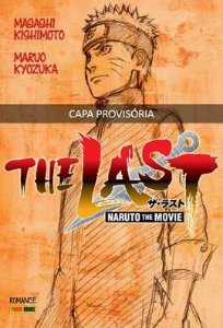 PRÉ-VENDA Naruto the Last VOL. 1