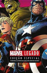 MARVEL LEGADO - EDIÇÃO ESPECIAL