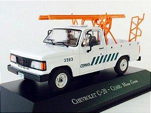 Chevrolet C-20-Escala 1/43-edição 18