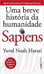 Sapiens-Uma Breve História da Humanidade-Pocket