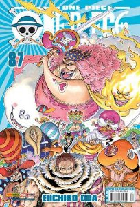 ONE PIECE ED. 87