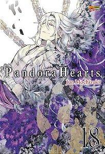 PRÉ-VENDA PANDORA HEARTS ED. 18