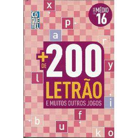 LIVRO + 200 LETRÃO- VOL. 16