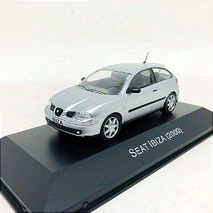 Seat Ibiza-2000-Escala 1/43-Edição 138