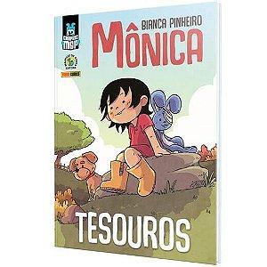 GRAPHIC MSP – MÔNICA: TESOUROS