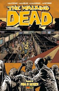 PRÉ-VENDA THE WALKING DEAD: VIDA E MORTE - VOL. 24