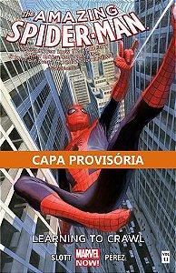 O ESPETACULAR HOMEM-ARANHA: PRIMEIROS PASSOS - VOL. 2