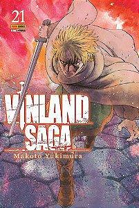PRÉ-VENDA Vinland Saga Vol. 21