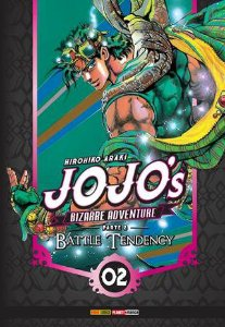 Jojo's Bizarre Adventure – Parte 2 – Battle Tendency Vol. 2