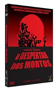 DESPERTAR DOS MORTOS  ED. LIMITADA COM 2 CARDs (Caixa com 02 DVDs)