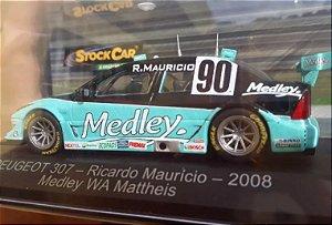 PEUGEOT 307 RICARDO MAURICIO STOCK CAR ED 38