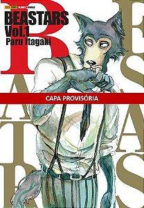 PRÉ-VENDA Beastars  Vol. 1-ENTREGAS APÓS 30/04/2019