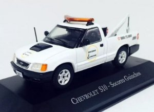 Chevrolet S10-Autossocorro Leve-Edição 47-Escala 1/43