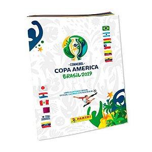 Kit Copa América 2019(Álbum Cortesia)