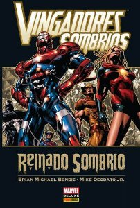 PRE-VENDA VINGADORES SOMBRIOS: REINADO SOMBRIO.