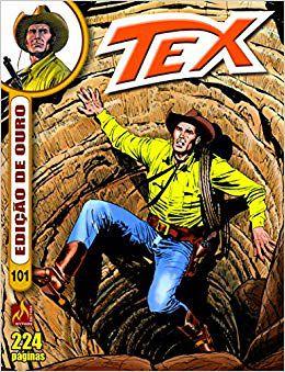Tex Edição de Ouro Ed. 101