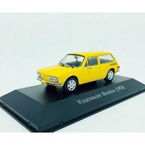 Miniatura Brasilia 1976-escala 1/43-edição144