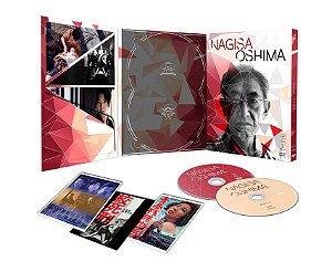 PRÉ-VENDA Nagisa Oshima - Digipak com 2 DVD's