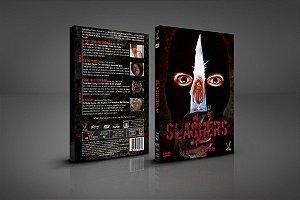 PRÉ-VENDA SLASHERS vol. 5  – ED. LIMITADA COM 4 CARDs (Caixa com 02 DVDs)