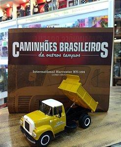 Coleção Caminhões Brasileiros de outros tempos - Ed. 53 - International Harvester NV-184