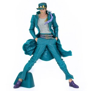 ACTION FIGURE JOJO'S BIZARRE ADVENTURES - JOTARO KUJO