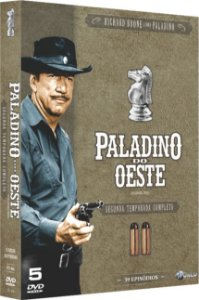 DVD - Paladino do Oeste - 2ª Temporada Completa - 5 Discos