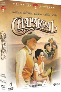 CHAPARRAL - Primeira Temporada - Vol. 2