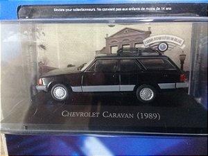 Chevrolet Caravan (1989) - Carros Inesquecíveis do Brasil Ed. 146