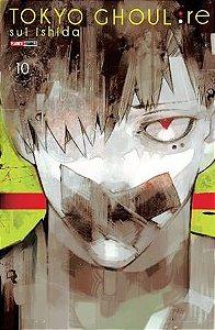 Tokyo Ghoul: RE Vol. 10