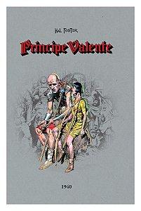 Príncipe Valente #4 (1940)