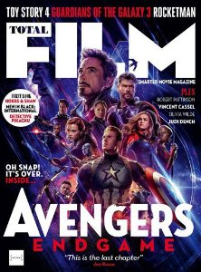 FILM  - SMARTER MOVIE MAGAZINE - APRIL 2019 ISSUE