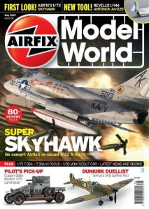 AIRFIX MODEL WORLD - APRIL 2019 ISSUE - 102