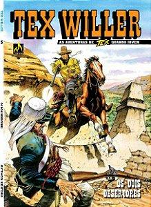 Tex Willer - Os dois desertores - Edição 05
