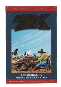 Tex Gold Ed. 33 - A lei do deserto - Missão em Sierra Vista