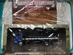 Ford Cargo 1415 - Caminhões brasileiros de outros tempos Ed. 57