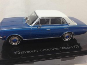 Chevrolet Comodoro Sedan (1975) - Chevrolet collection - Ed. 71