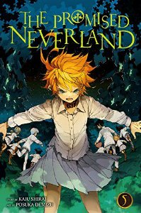 The Promised Neverland - Vol. 5 - Fuga.