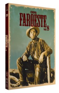 CINEMA FAROESTE vol. 8 - ED. LIMITADA COM 6 CARDs  (Caixa com 03 DVDs)