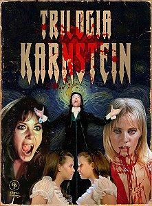 PRÉ-VENDA Trilogia Karnstein (Digistak com 3 DVD's)