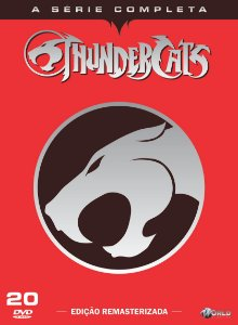 THUNDER CATS A SERIE COMPLETA