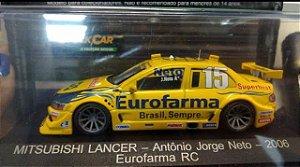 STOCK CAR MITSUBICHI LANCER (2006) ED 49