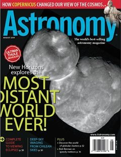 ASTRONOMY AGOSTO 2019