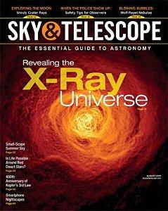 SKY & TELESCOPE AGOSTO 2019
