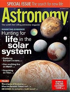 ASTRONOMY SETEMBRO DE 2019