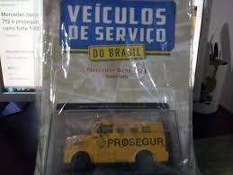 MERCEDES-BENZ 712 E  CARRO FORTE PROSEGUR  VEICULOS DE SERVIÇO