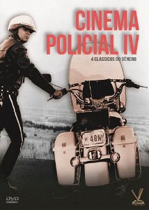 CINEMA POLICIAL VOL. 4 – ED. LIMITADA COM 4 CARDs