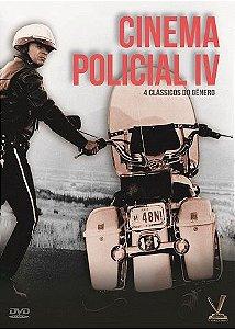CINEMA POLICIAL VOL. 4 – ED. LIMITADA COM 4 CARDs