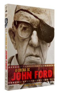 O CINEMA DE JOHN FORD  ED. LIMITADA COM 6 CARDs
